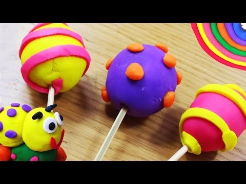 Fun with Play Doh | Rose, Happy Face Cake & more Popular Play Doh Creations!