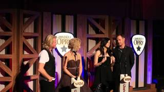 Little Big Town Grand Ole Opry Induction 10.17.14
