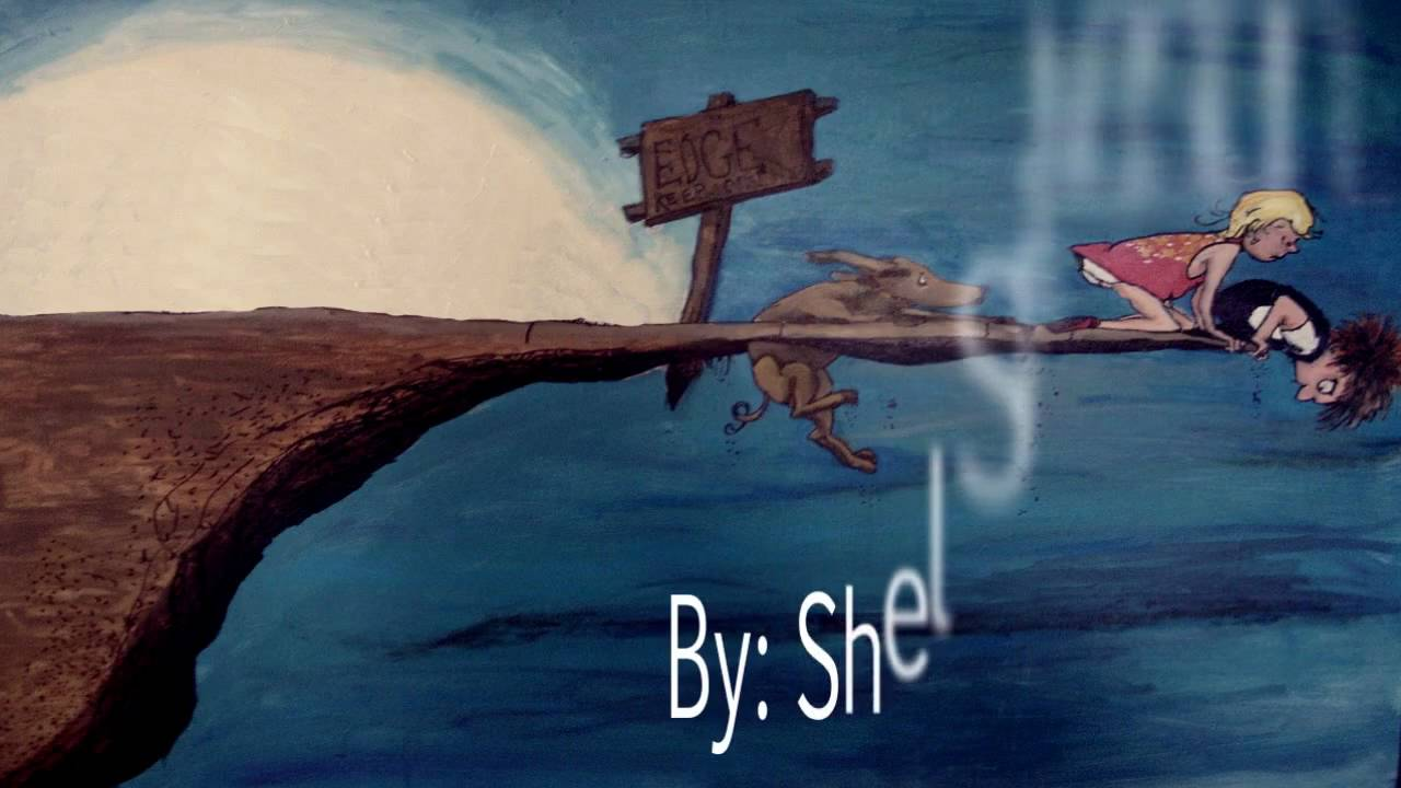 Video Poem for Where the Sidewalk Ends by Shel Silverstein - YouTube