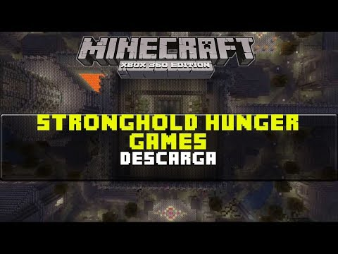 Minecraft Xbox 360 | Stronghold Hunger Games | Descarga de mapa
