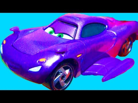Cool Toy! Pixar Cars 2 Holley Shiftwell with Wings Mattel Toys Disney Cars Deluxe Diecast Toy Review