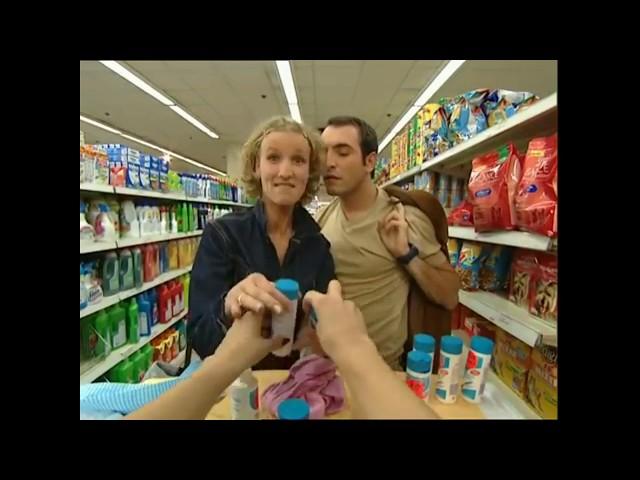 Un gars une fille - au supermarchГ - compilation