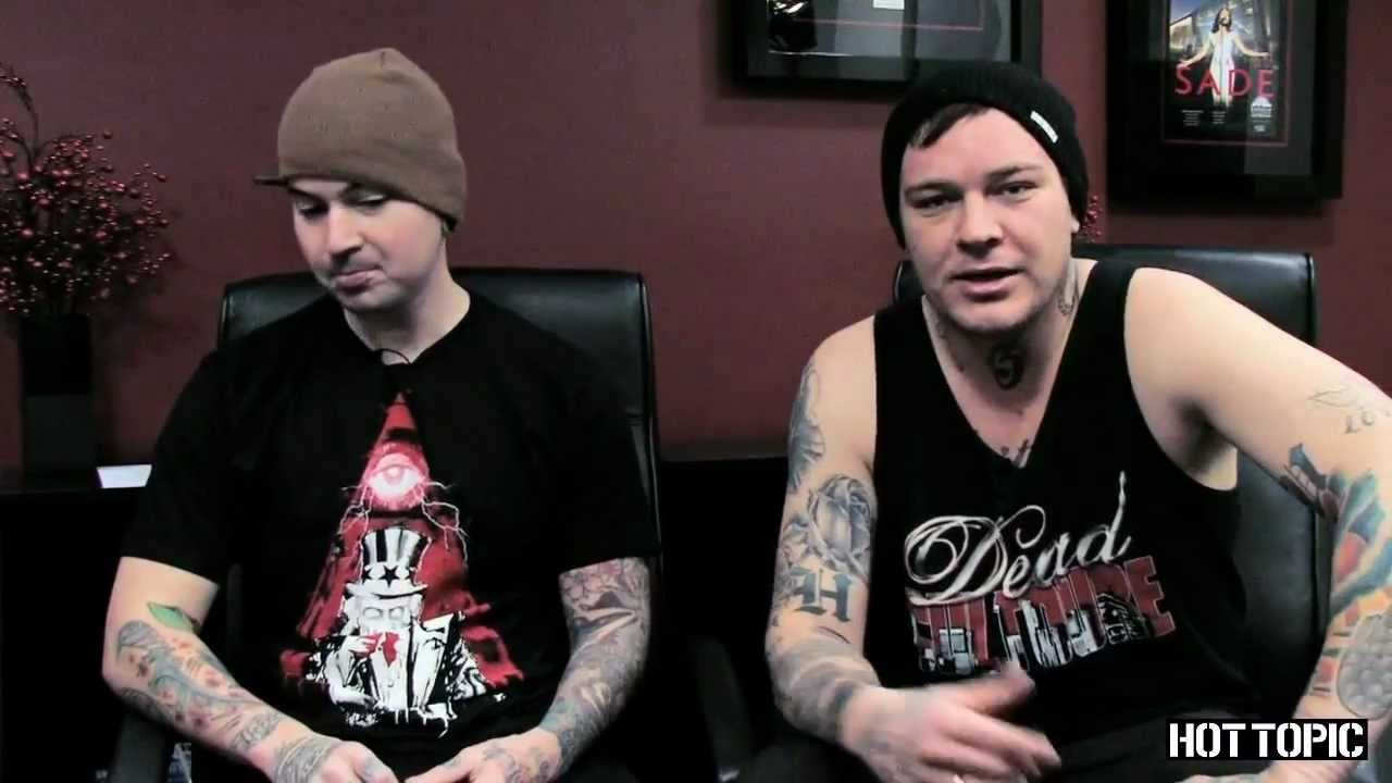 interview hollywood undead youtube