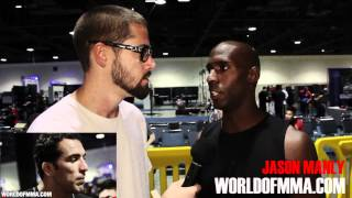 Cesar Gracie Asked Jason Manly To Replace Nick Diaz at World Jiu Jitsu Expo Superfight