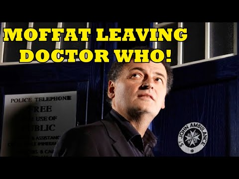 REACTION! - Steven Moffat leaves Doctor Who - Chris Chibnall to replace