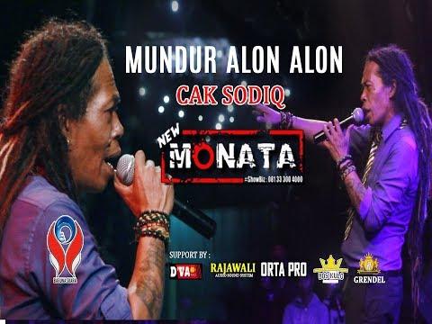 Cak Sodiq - Mundur Alon Alon [new Monata Live Jember]