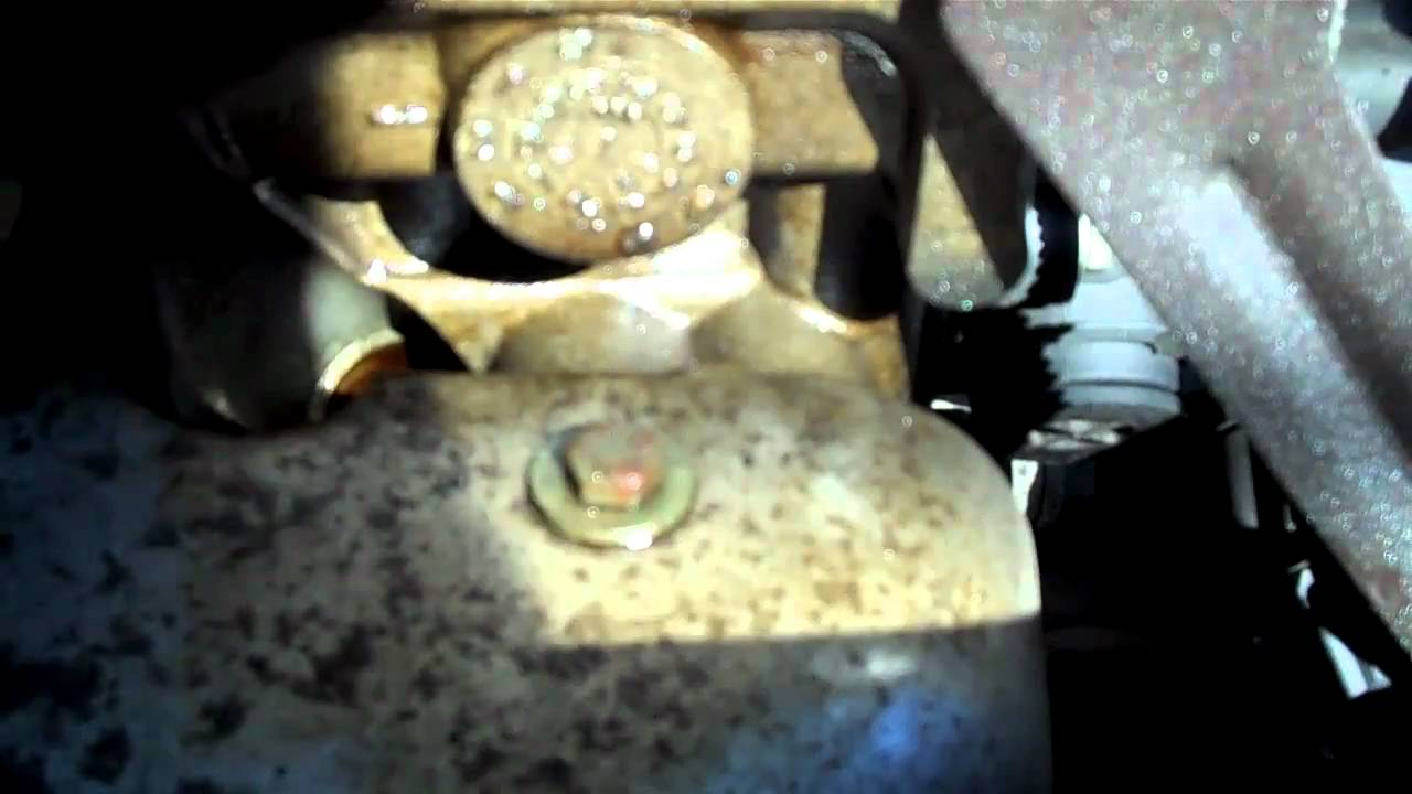 vw polo 14 mpi service spark plug removal - YouTube