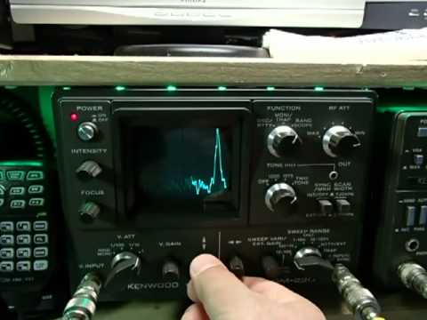 Kenwood TS-940S + SM-220