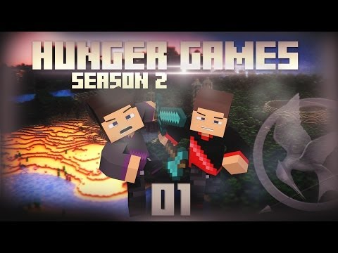 Minecraft: Hunger Games - Season 2 Game 1 - Beginning of a New Era