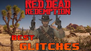 Red Dead Redemption Best Glitches