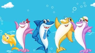 Baby Shark Song | baby shark doo doo doo doo | Shark Songs for Kids from TinyToons