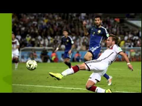 Germany vs Argentina 1 0 2014 Full match Goal and highlights report images   World Cup Brazil 2014