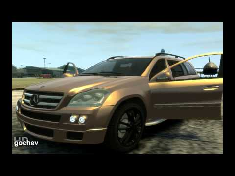 Mercedes Benz [Test HDgochev] GTA IV