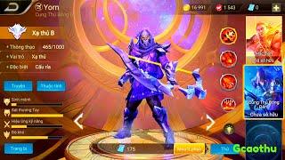 [Gcaothu] Phép Màu giúp cho Xạ Thủ Yorn vô cùng Bá Đạo - Đột Phá với sức mạnh Hủy Diệt