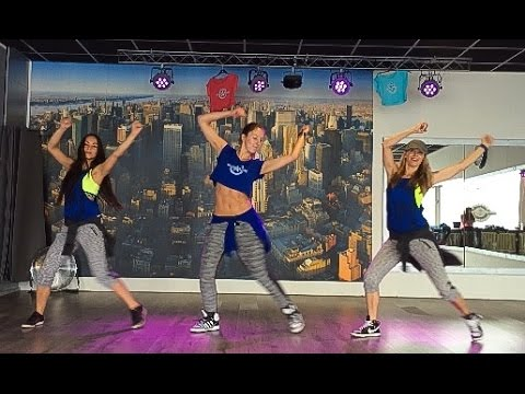 Fitness Danc Choreography - Bruk It Down - Mr. Vegas video