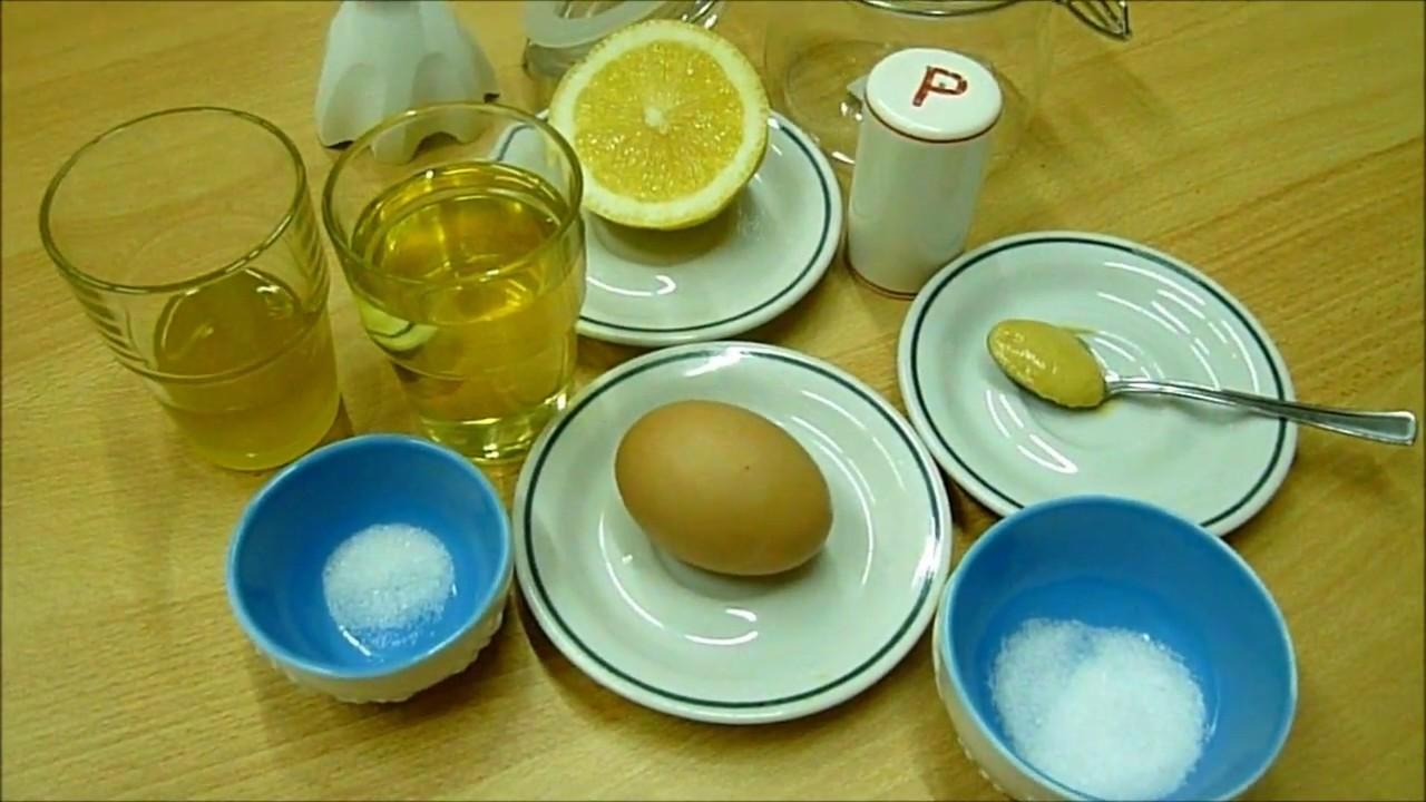 Как сделать вкусный майонез в домашних условиях рецепт