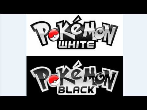 pokemon black y white musica-salon de la fama