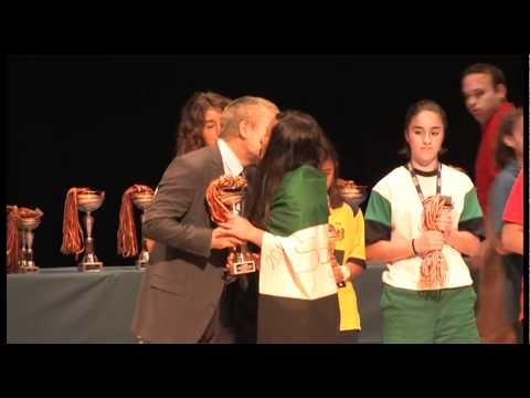 SAGRADO EMDE 2011 CLAUSURA