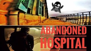ABANDONED HOSPITAL? IT WAS AN ACCIDENT!