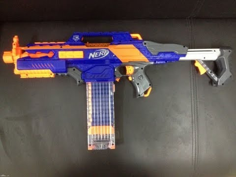 Nerf N-Strike Elite Rapid Strike: NEW PICTURES