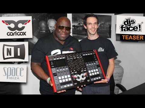 CARL COX custom NI S8 - Ibiza Trip Trailer - djs-face!
