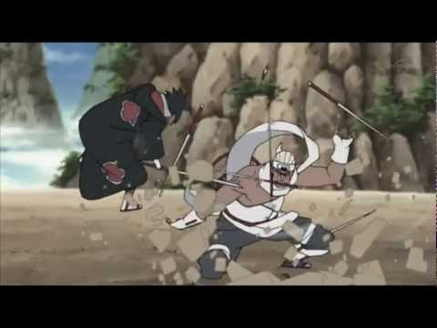 Sasuke Vs Killer Bee Amv [hd] video