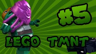 LEGO Teenage Mutant Ninja Turtles (TMNT): Episode 5 | TwinToo Bricks
