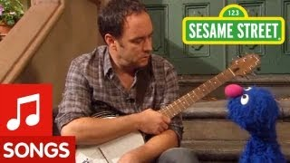 Sesame Street: Dave Matthews and Grover Sing about Feelings