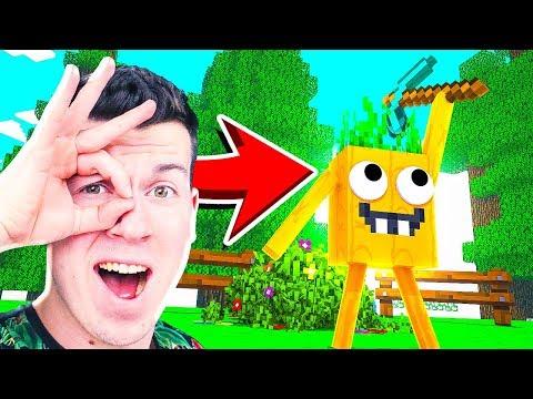 АНАНАС ВЕРНУЛСЯ! — МАЙНКРАФТ ПЕ ВЫЖИВАНИЕ #1 (Minecraft PE)