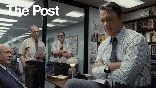 Tom Hanks As Ben Bradlee