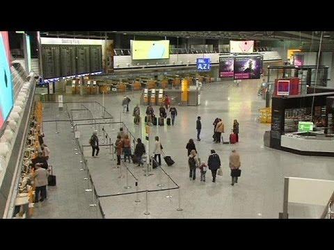 Lufthansa pilots strike over scrapped retirement scheme.