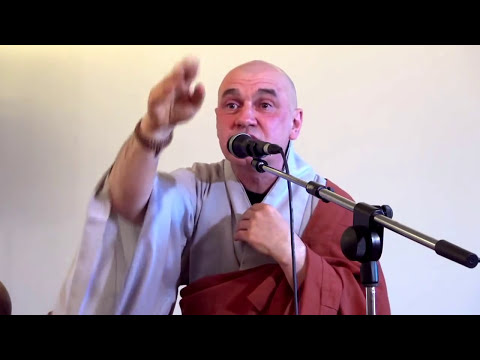 Susitikimas su dzen budistų vienuoliu Bo Haeng