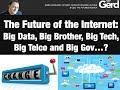 The Future of the Internet: Futurist Speaker Gerd Leonhard at ITU World Bangkok 2013