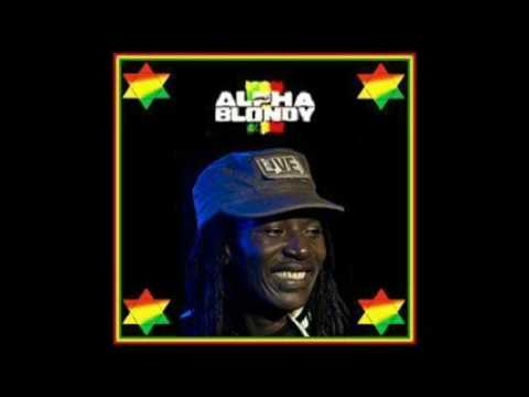 Alpha Blondy Brigadier Sabari video