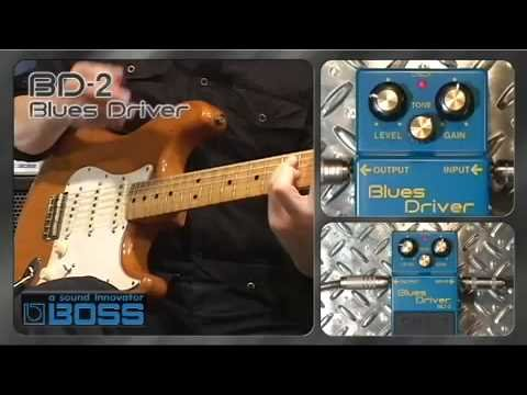 BD-2 Blues Driver [BOSS Sound Check]