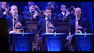 Latvijas Radio bigbenda un Kristīnes Prauliņas džeza koncerts 1.studijā