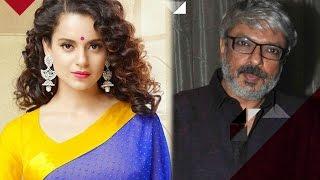 Kangana Ranaut To Work With Sanjay Leela Bhansali   Bollywood Gossip