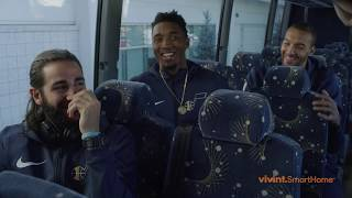 Bloopers - It's OK to be a Cat Guy, Donovan Mitchell (Meow!)