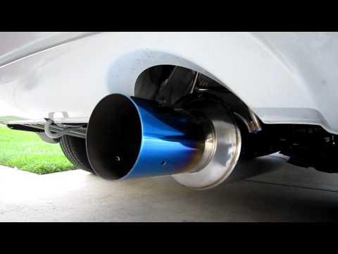 10 Honda civic LX (R18) N1 Style Muffler  catback