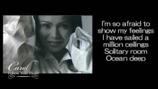 Watch Carol Banawa Ocean Deep video