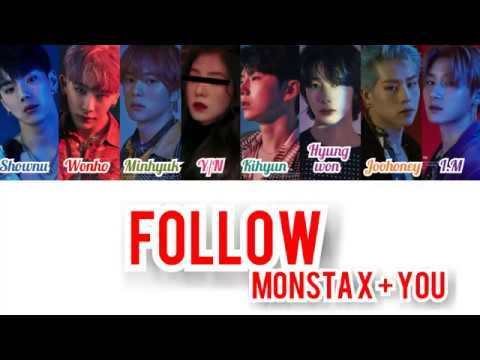 Download Monsta X - Follow 8 members version Mp4 baru