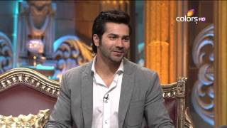 The Anupam Kher Show - David  and Varun Dhawan - Episode No: 8 - 24th August 2014(HD)