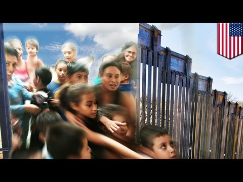 Illegal immigrant children crossing Texas border 100% terrorists and cartel hitmen