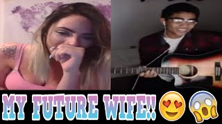 download lagu Younow Singing  Found My Wife Best Reactions 2017 gratis