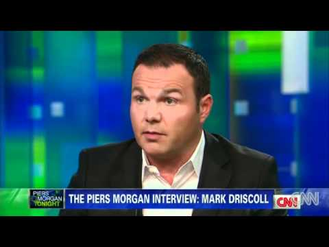 Pastor Mark Driscoll discusses his new book