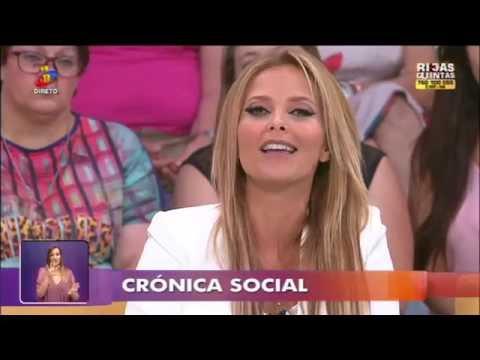 Cristina Ferreira defende família de Cristiano Ronaldo