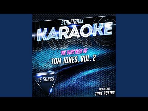 Not Responsible (Karaoke Version) (Originally Performed By Tom Jones)