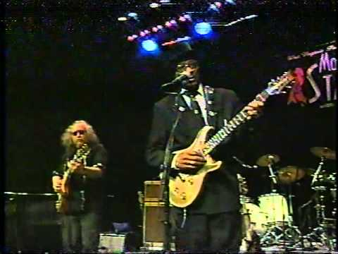 Hubert Sumlin at Mountain Stage 2001