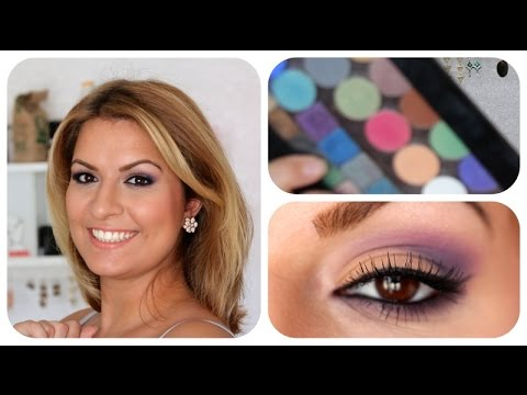 Make up Geek Erfahrung Lidschatten / Ebru's Beauty Lounge