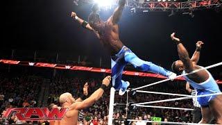 No. 1 Contender's Tag Team Turmoil Match: Raw, December 1, 2014